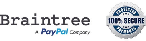 Payments via Braintree - A PayPal Company